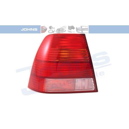 Combination Rearlight JOHNS 95 40 87-3 VW