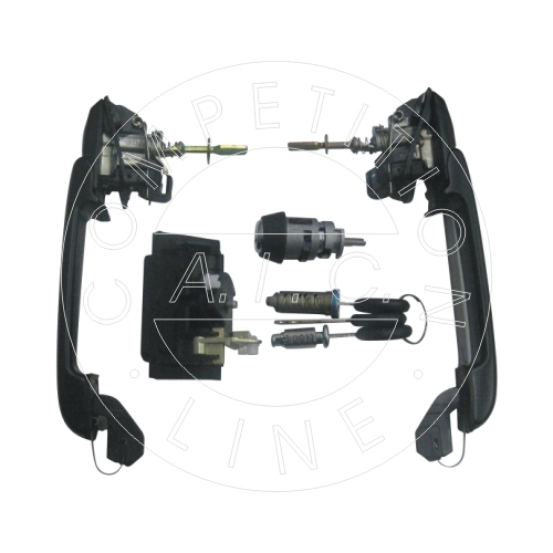AIC lock set, locking system 53755