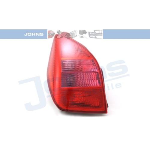 Combination Rearlight JOHNS 23 02 87-1 CITROËN