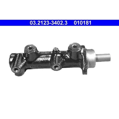 Hauptbremszylinder ATE 03.2123-3402.3 MERCEDES-BENZ