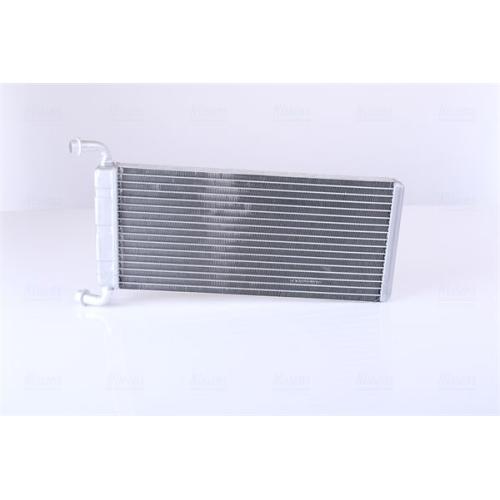 Wärmetauscher, Innenraumheizung NISSENS 72037 MERCEDES-BENZ