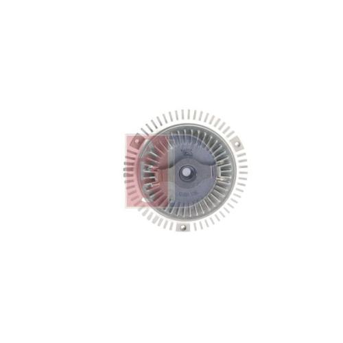 Clutch, radiator fan AKS DASIS 158040N OPEL