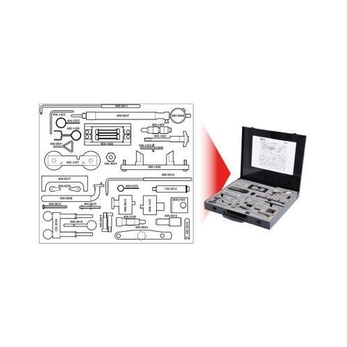 Einstellwerkzeugsatz, Steuerzeiten KS TOOLS 400.1400