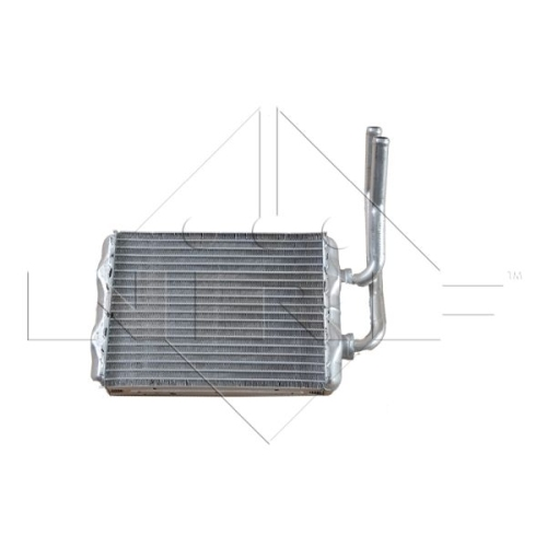 Heat Exchanger, interior heating NRF 52214 RENAULT