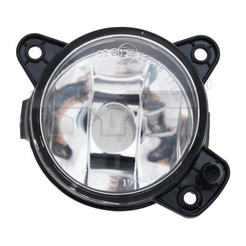 Fog Light TYC 19-0606-01-2 SKODA VW