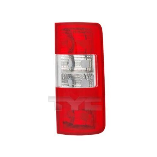Combination Rearlight TYC 11-11684-01-2 FORD