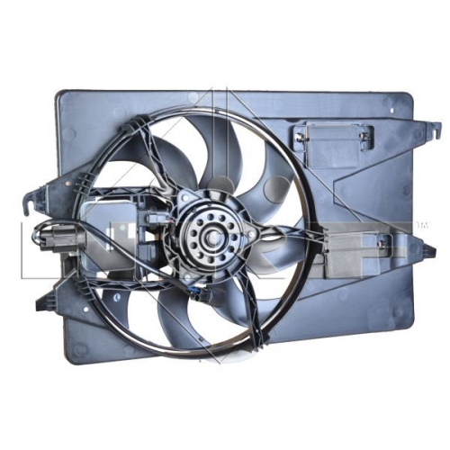 Lüfter, Motorkühlung NRF 47262 FORD