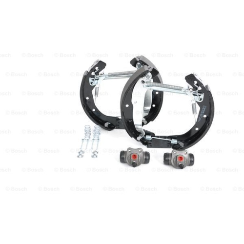 Brake Shoe Set BOSCH 0 204 114 642 KIT SUPERPRO