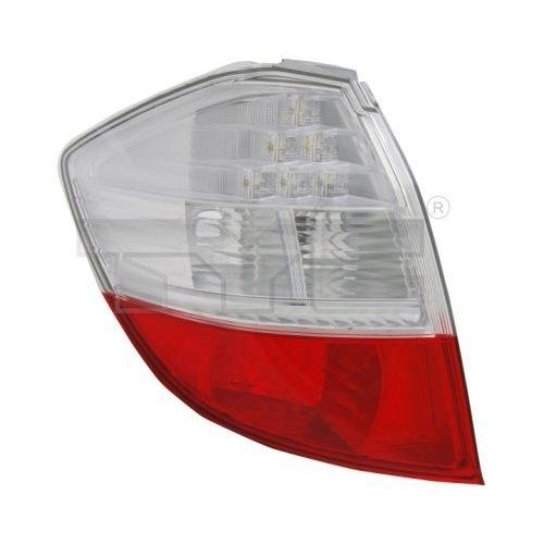 Combination Rearlight TYC 11-11552-06-2 HONDA