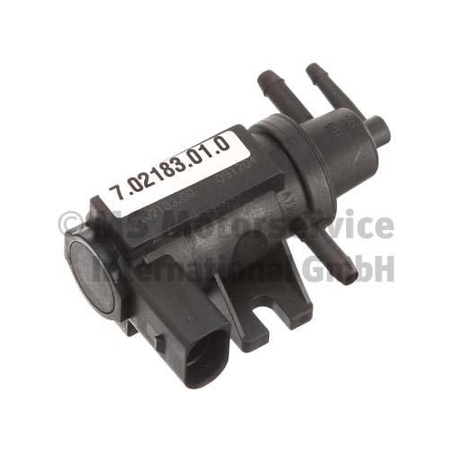 Pressure Converter, exhaust control PIERBURG 7.02183.01.0 AUDI SEAT SKODA VW