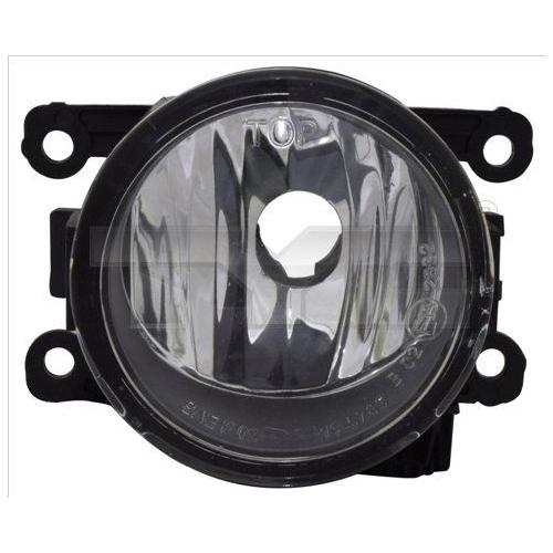 Fog Light TYC 19-12580-01-9 FIAT NISSAN OPEL RENAULT