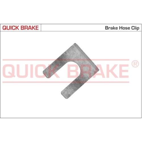 Holding Bracket, brake hose QUICK BRAKE 3203 SUBARU TOYOTA