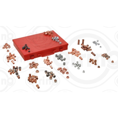 Assortment, fasteners ELRING 812.410