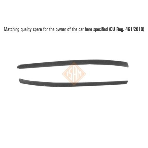 ISAM 1503772 Spoiler vorne linkes für Peugeot 307