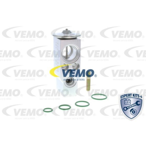 Expansion Valve, air conditioning VEMO V30-77-0139 EXPERT KITS + MERCEDES-BENZ