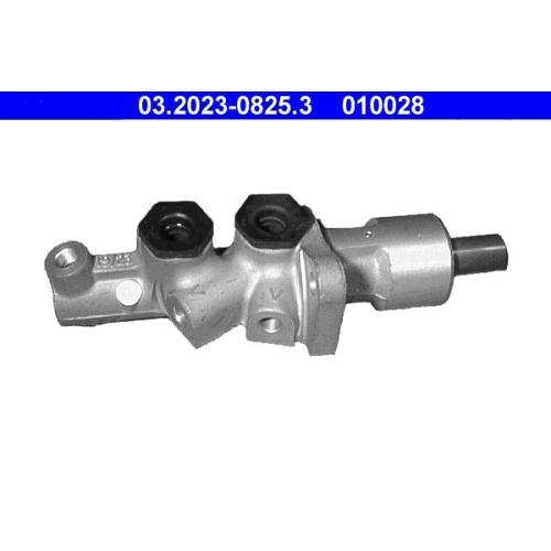 Hauptbremszylinder ATE 03.2023-0825.3 MERCEDES-BENZ