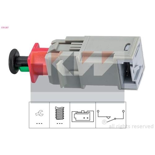 KW Schalter 510 207