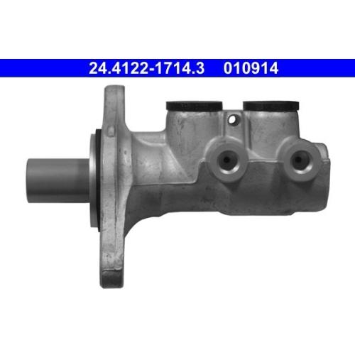 Hauptbremszylinder ATE 24.4122-1714.3 FIAT