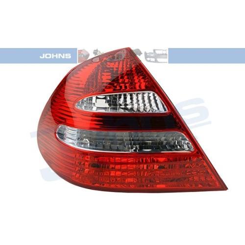 Combination Rearlight JOHNS 50 16 87-1 MERCEDES-BENZ
