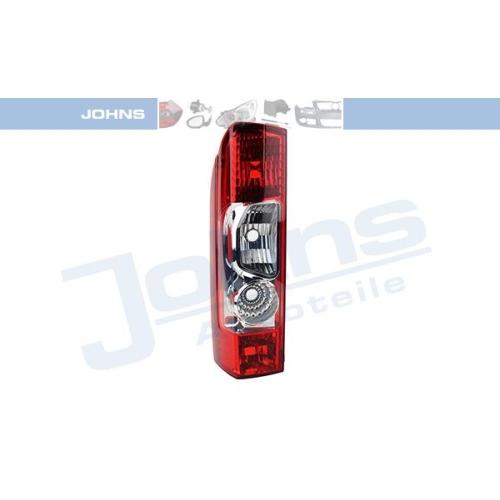 Combination Rearlight JOHNS 30 44 87-1 FIAT