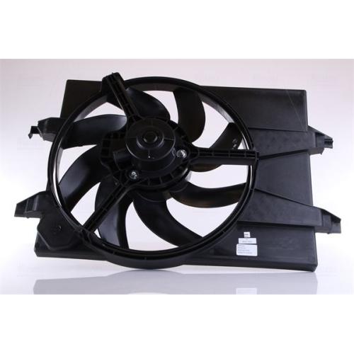 Fan, radiator NISSENS 85029 FORD MAZDA