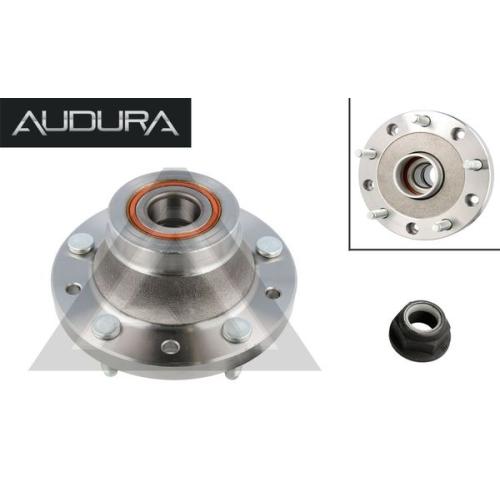 1 Radlagersatz AUDURA passend für FORD FORD USA AR11136