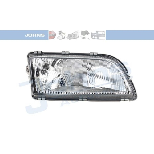 Headlight JOHNS 90 06 10 VOLVO
