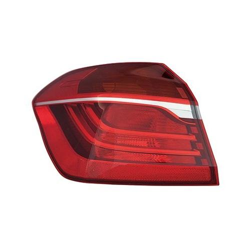 Combination Rearlight VAN WEZEL 0675931 BMW