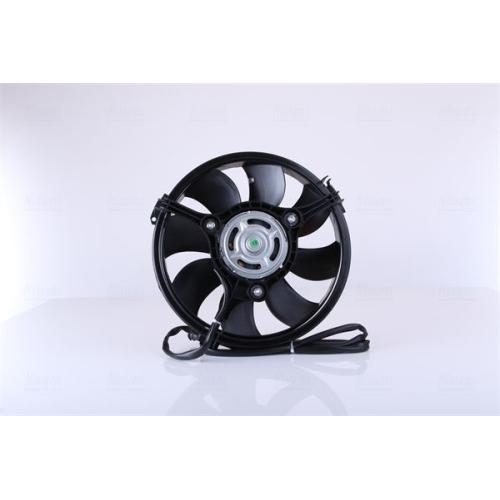 Fan, radiator NISSENS 85691 AUDI VW