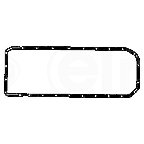 Gasket, oil sump ELRING 894.656 BMW OPEL ROVER