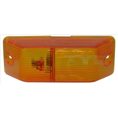 Lichtscheibe, Blinkleuchte TYC 18-11055-LA-1 MERCEDES-BENZ VW