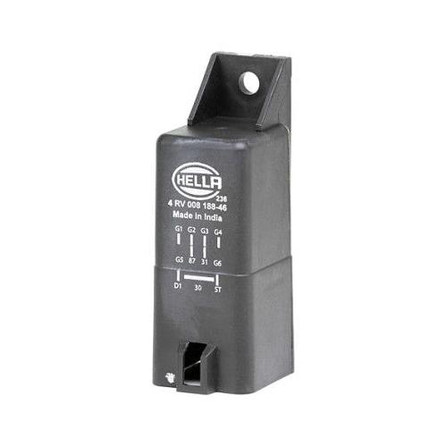 Control Unit, glow plug system HELLA 4RV 008 188-461 AUDI SEAT SKODA VW