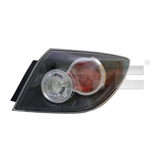 Combination Rearlight TYC 11-11804-01-2 MAZDA