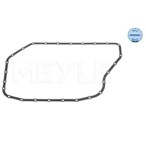 MEYLE Seal, automatic transmission oil pan 100 139 0001