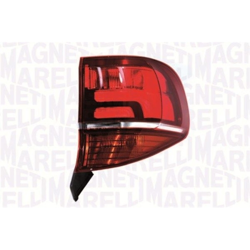 Combination Rearlight MAGNETI MARELLI 710815040016 BMW