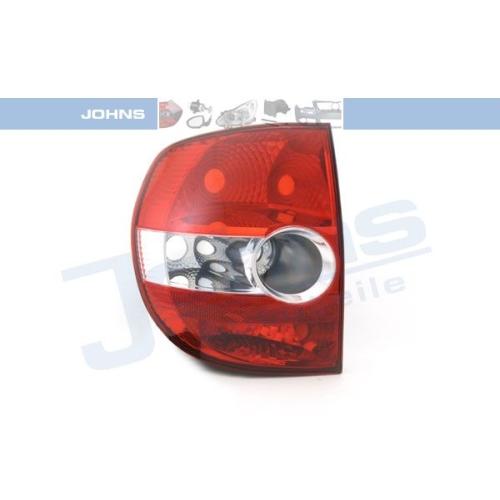 Combination Rearlight JOHNS 95 21 87-1 VW