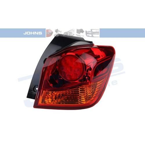 Combination Rearlight JOHNS 52 56 88-1 MITSUBISHI