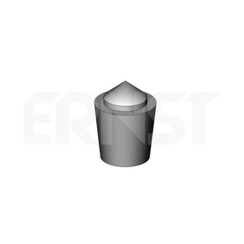 Rubber Buffer, silencer ERNST 498524 VAG