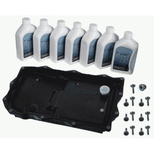 Parts Kit, automatic transmission oil change ZF 1087.298.360