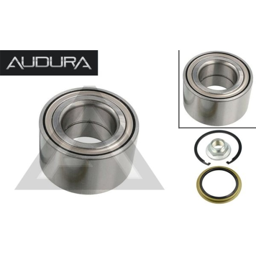 1 Radlagersatz AUDURA passend für MAZDA KIA FORD USA AR11212