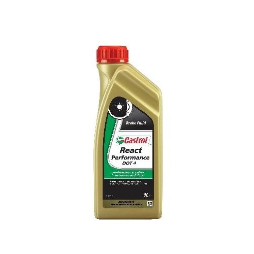 Bremsflüssigkeit CASTROL 15CC79 React Performance DOT 4