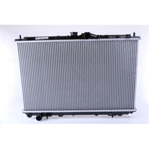 Kühler, Motorkühlung NISSENS 62857A MITSUBISHI