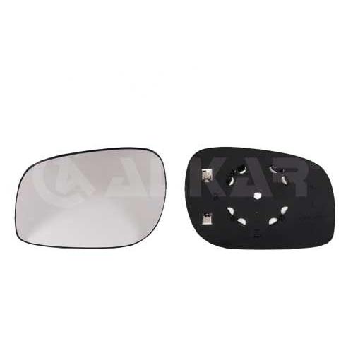 Spiegelglas, Außenspiegel ALKAR 6425024 LAND ROVER