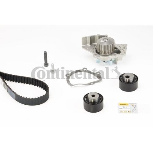 CONTITECH Water Pump & Timing Belt Set CT987WP1