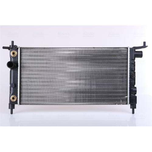 Radiator, engine cooling NISSENS 63284 GMC OPEL VAUXHALL