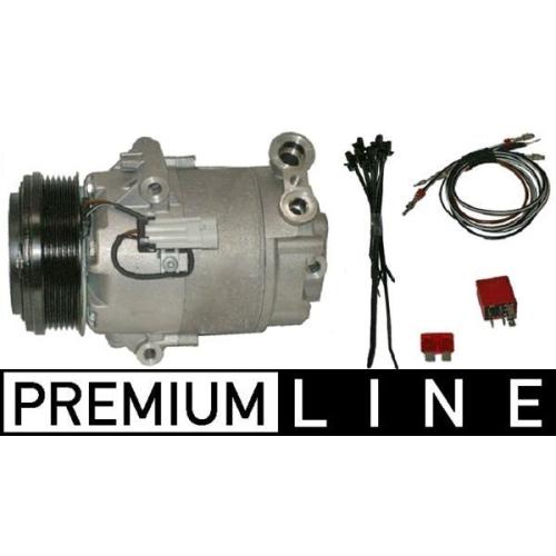 Compressor, air conditioning MAHLE ACP 24 000P BEHR *** PREMIUM LINE *** OPEL