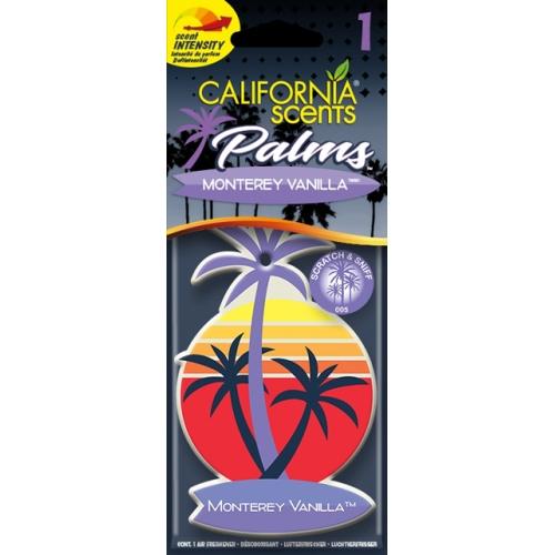 CALIFORNIA PALM VANILLA E302689600 CALIFORNIA SCENTS