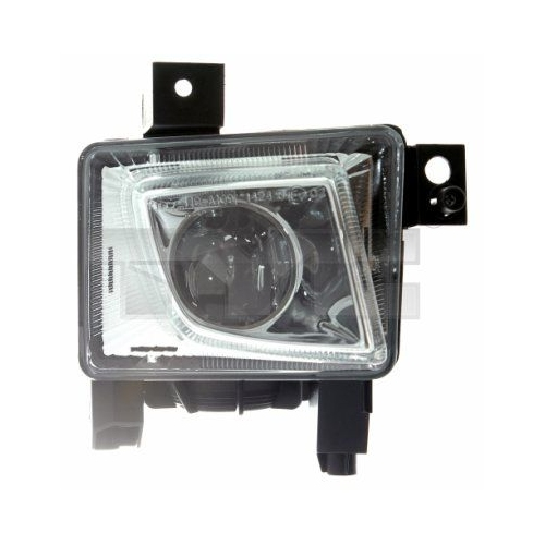 Fog Light TYC 19-0110-05-2 OPEL