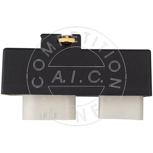 AIC relay, radiator fan run-on 57083
