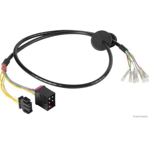 Cable Repair Set, boot lid HERTH+BUSS ELPARTS 51277051 AUDI VAG